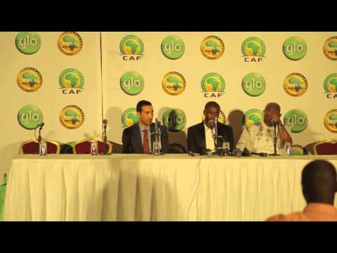 Stephen Keshi & Yaya Toure's Interview @ Glo CAF Awards 2014