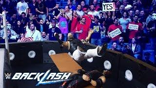 Kane vs. Bray Wyatt: WWE Backlash 2016