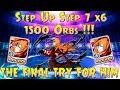 Bleach Brave Souls (JP) | 1500 ORBS FOR LUNAR ICHIGO | STEP UP SUMMONS 7 x6