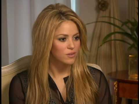 @katiecouric: Shakira
