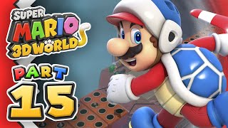 [Replay] Super Mario 3D World: Part 15 (4-Player)