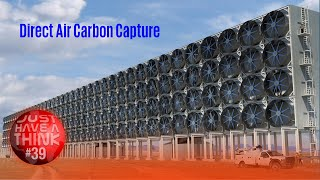 Direct Air Capture Technology