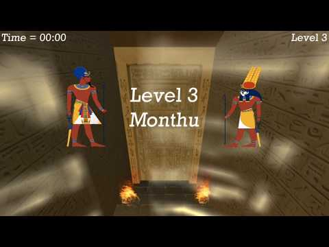 Mazes of Egyptian Gods thumb