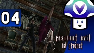 [Vinesauce] Vinny - Resident Evil 4: HD Project (part 4)