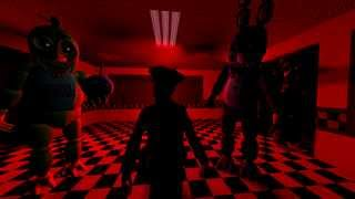 (Five Nights At Freddy's sfm animation) The puppet revenge