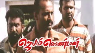 Jayam Kondaan | Jayam Kondaan scenes | Kishore searches for Vinay | Vinay stays with Lekha washinton