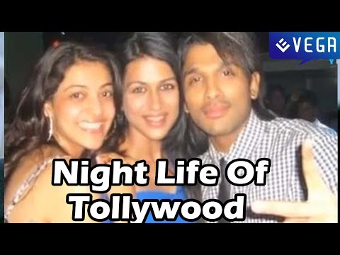 Night Life Of Tollywood Actors @ Pub