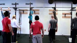 CrossFit  Efficiency Tips Pull-ups with Chris Spealler (Перевод novaarena.ru)