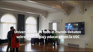 Education and SDG 4: the role of technology in higher education I IAU UOC