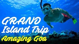 Goa   Grand Island Trip with Snorkelling and Monkey Beach   Soda Fountain