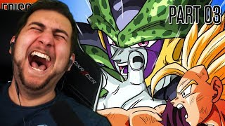 THEY DID IT THEIR WAY & ITS PERFECT! | Kaggy Reacts to DragonBall Z Abridged: Episode 60 - Part 3