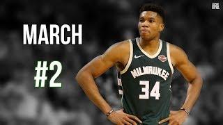 Basketball Beat Drop Vines 2018 (March #2) || HD