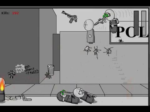 Madness Combat Interactive Walkthrough