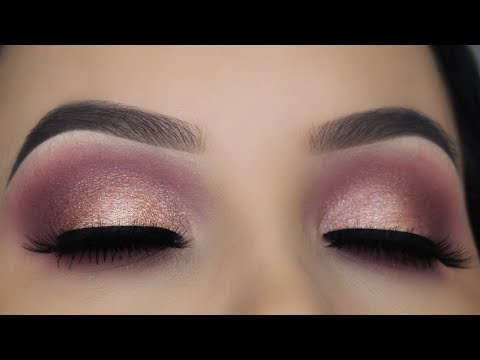 5 Minute Eye Makeup for Hooded Eyes    Using ONLY 2 Eyeshadows