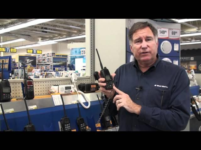 VHF Radio Buyer's Guide: Part 1
