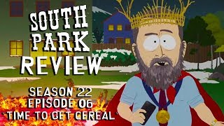 """South Park """"Time To Get Cereal"""" REVIEW - ManBearPig IS REAL!"""