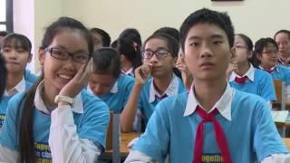 Lớp 9i1 THCS Lê Lợi, Hà Đông - Lễ tri ân thầy cô