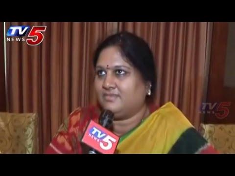 Kothapalli Geetha Attended TD-BJP Meet at Vijayawada