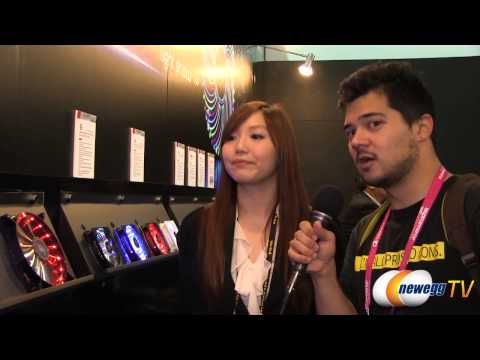 Newegg TV @ Computex 2013 with Enermax