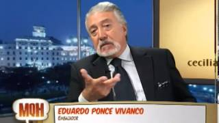 Eduardo Ponce: El Per Es El ltimo Obstculo Del Chavismo (parte 3)