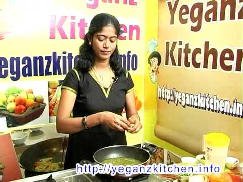 Video Recipe – Green Bread Masala