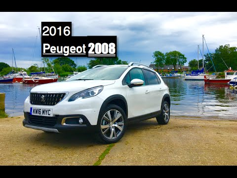2016 Peugeot 2008 Review - Inside Lane