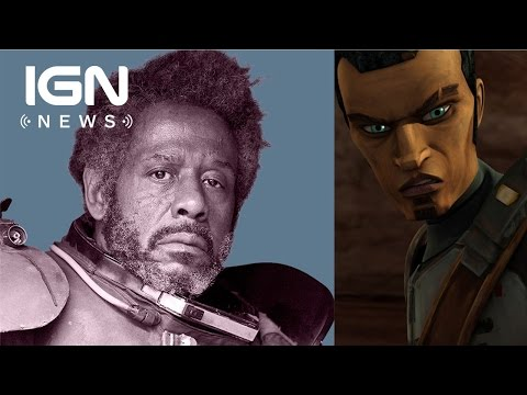 Rogue One: Forest Whitaker's Character Is From Star Wars: The Clone Wars - IGN News