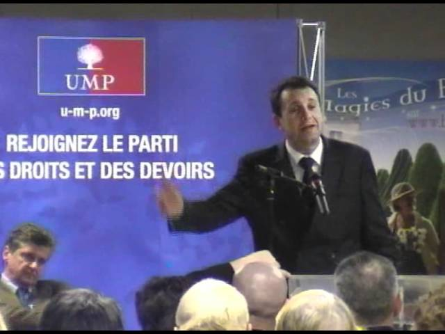 Francois Jolivet Investiture 2012