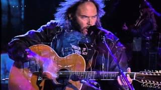 Willie Nelson and Neil Young - Four Strong Winds (Live at Farm Aid 1993)
