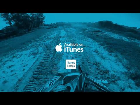 RJ Hampshire 125cc in War Machines: iTunes Extras - vurbmoto