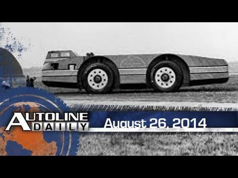 1939 Arctic Snow Cruiser, Low-Cost Hybrid Conversion - Autoline Daily