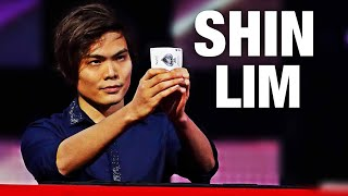 This Impossible Shin Lim Card Trick FOOLS MAGICIANS!