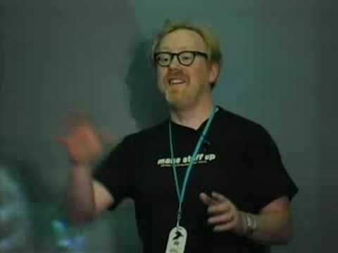 MYTHBUSTERS - FASCINATION WITH THE DODO BIRD Pt 12, with Adam Savage.