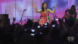 Katy Perry - Waking Up In Vegas - Live Z100
