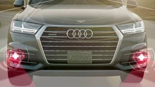 Best Driver Assistance Systems in Audi Cars in 2019