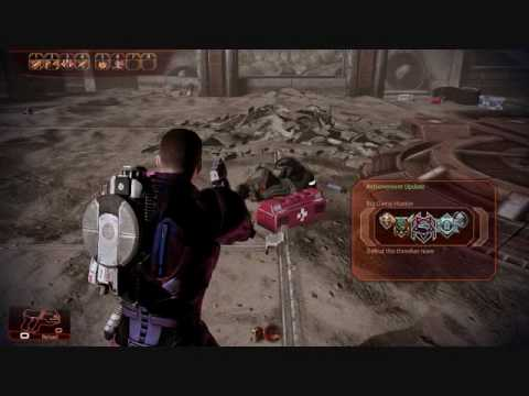Mass Effect 2 - Thresher Maw