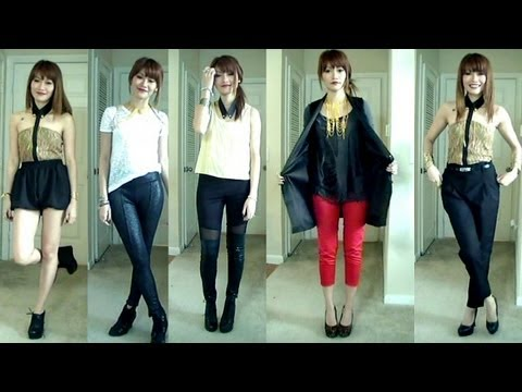 5 OOTD: I wear a weapon..or Two + Jewelmint Giveaway!!!