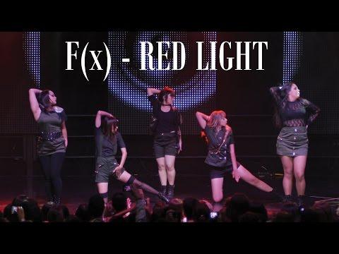 에프엑스(f(x)) - Red Light  [STANDOUT DANCE GROUP] Korean Pop Festival