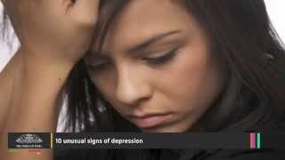 10 Unusual Signs of Depression