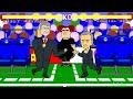 Videojuegos: Arsenal y Chelsea pelean al estilo Street Fighter - Noticias de eden hazard