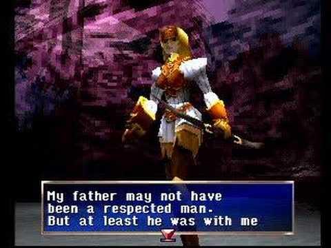 Legend of Dragoon Death Rose