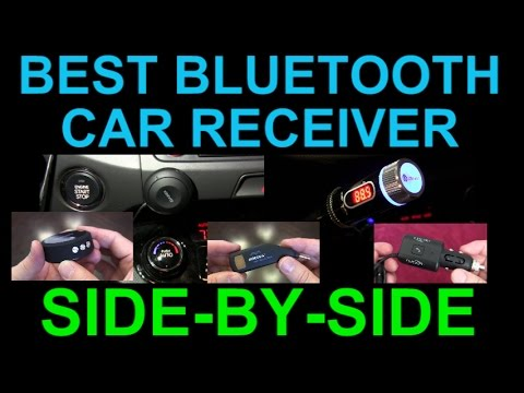 Best Car Bluetooth Receiver Kit for Streaming Music Phone Calls More - 5 Unique Styles Compared