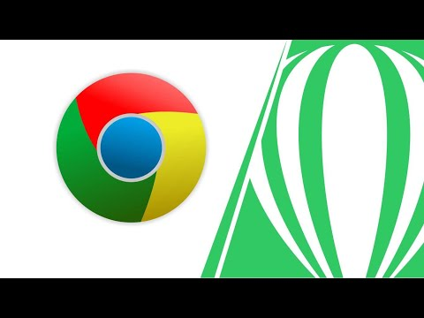 tutorial corel draw 1 (make google chrome logo)