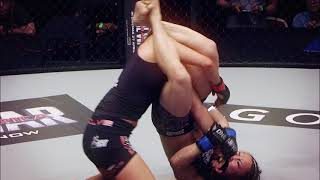 Angela Lee vs Mei Yamaguchi Fight Highlights (ONE Championship)