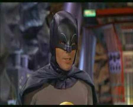 that´s Batman