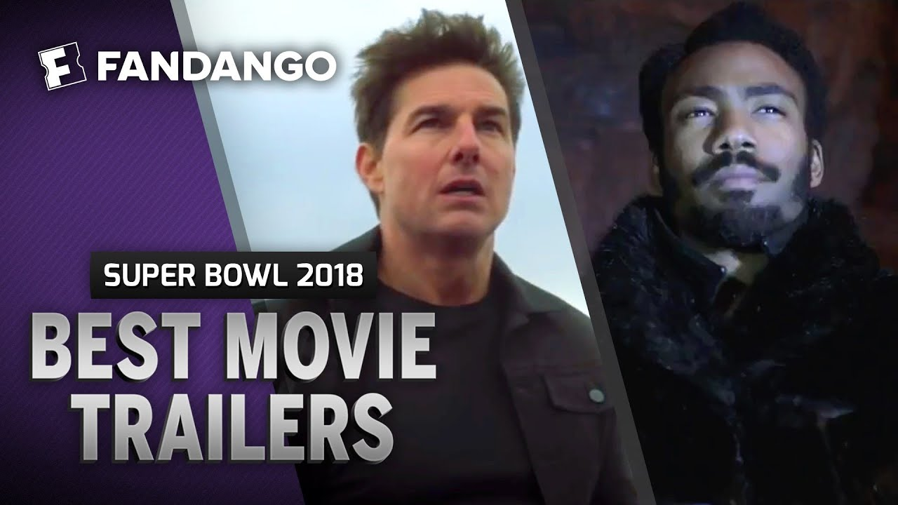 Super Bowl 2018 - ALL TV Spots and Movie Trailers