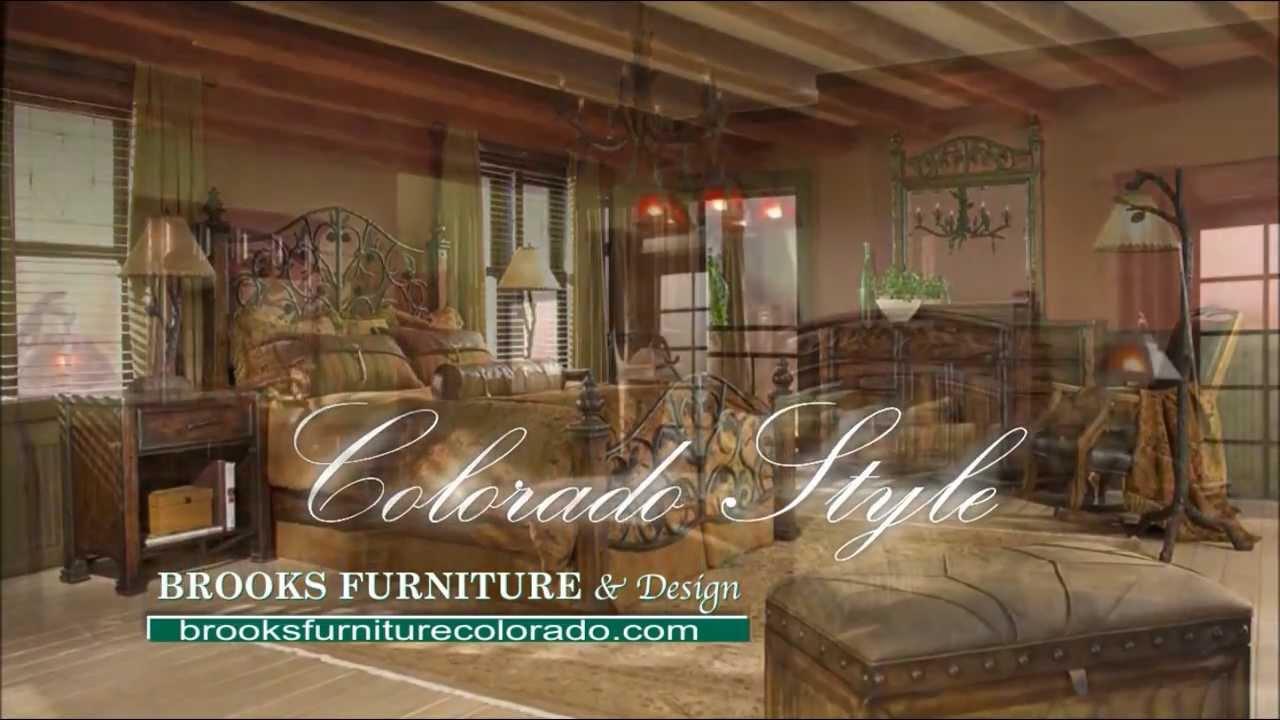 Brooks Furniture & Design COLORADO MOUNTAIN STYLE
