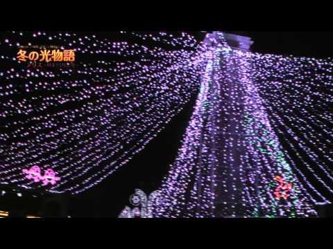 海津市 「木曽三川公園」イルミネーション ~冬の光物語~2010