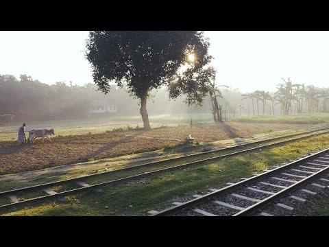 Dewanganj to Dhaka, Bangladesh - 6 Hour 4K Train Ride