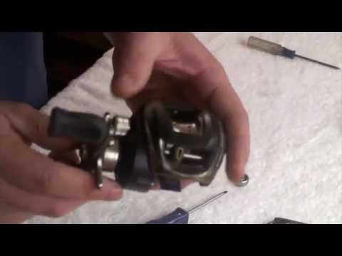 Newton Ransom Outdoors How To Clean a Bait Caster